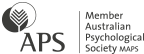 Member Australian Psychological Society